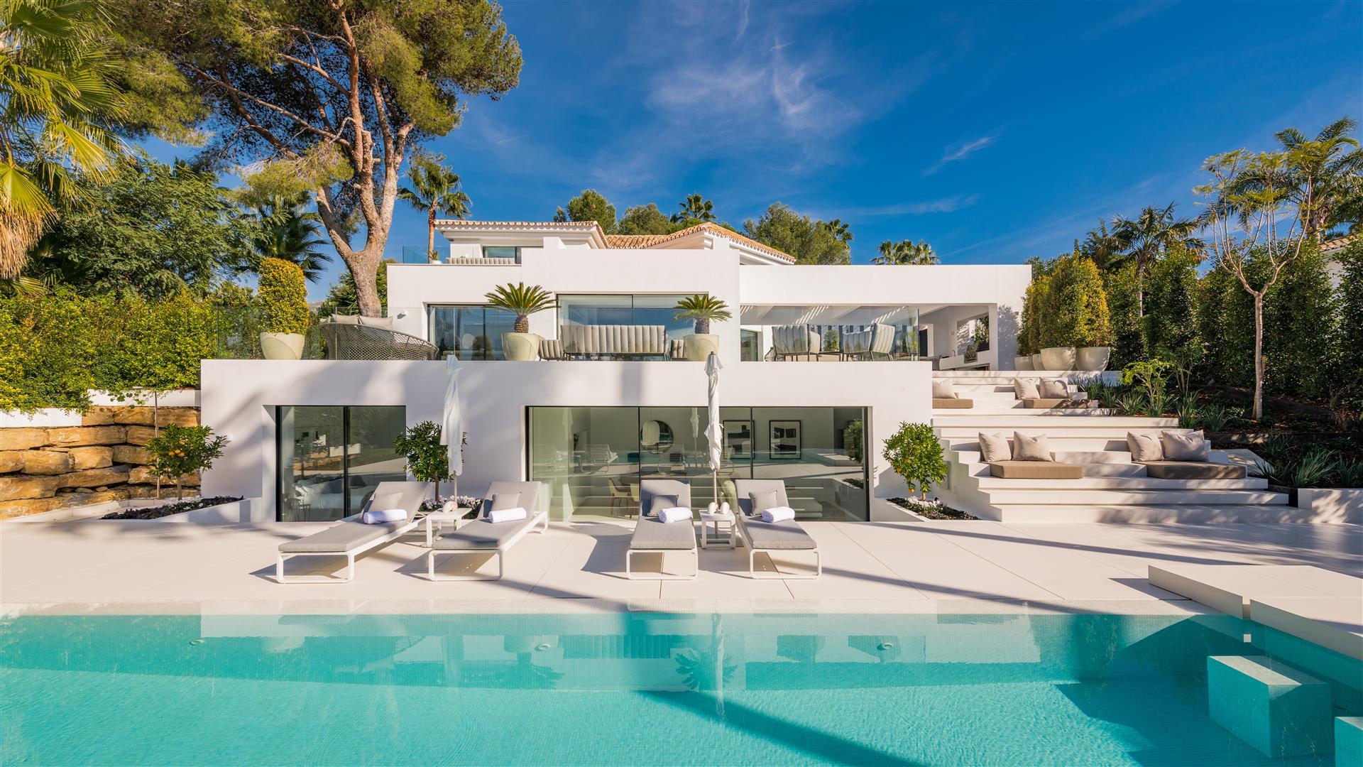 Villas Modernas